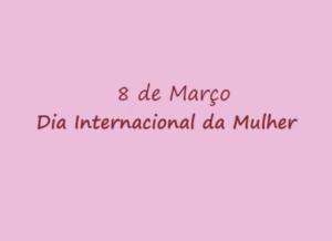 Dia Internacional da Mulher 2015   YouTube