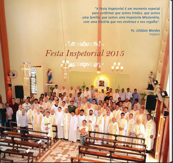 Livro Fotografia Festa Inspetoria 2015  7
