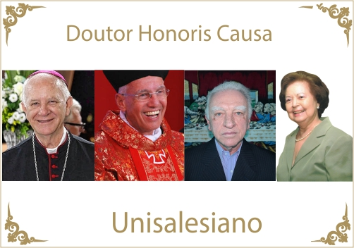 Capa Dr Honoris Causa