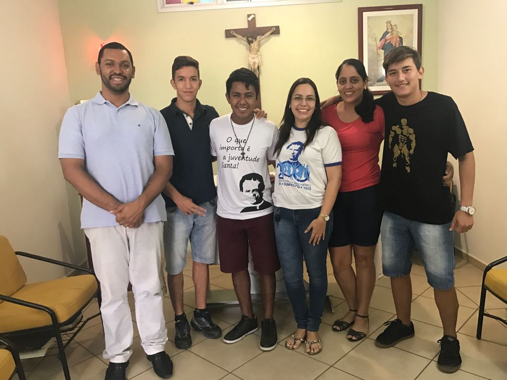 Reunião AJS Corumbá