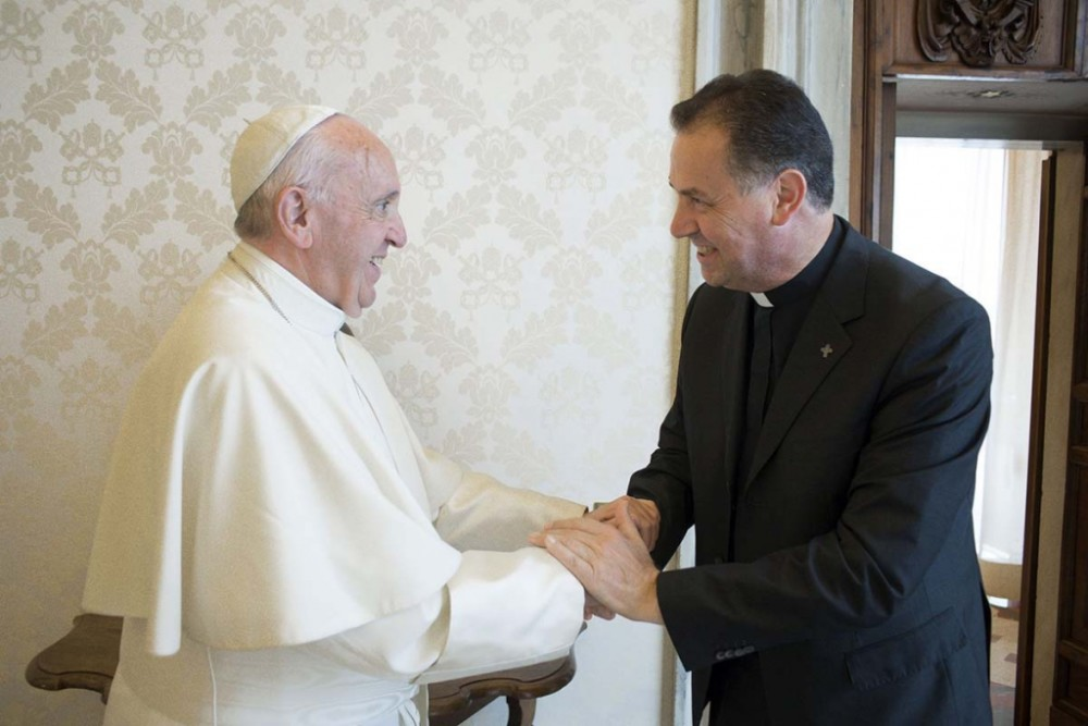 Papa e Reitor-mor