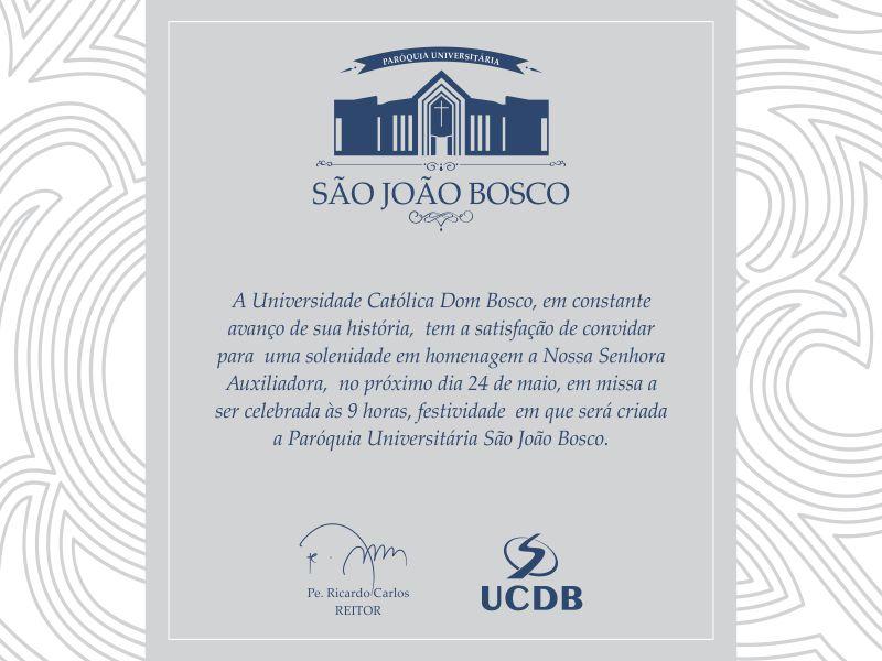 Paróquia São João Bosco