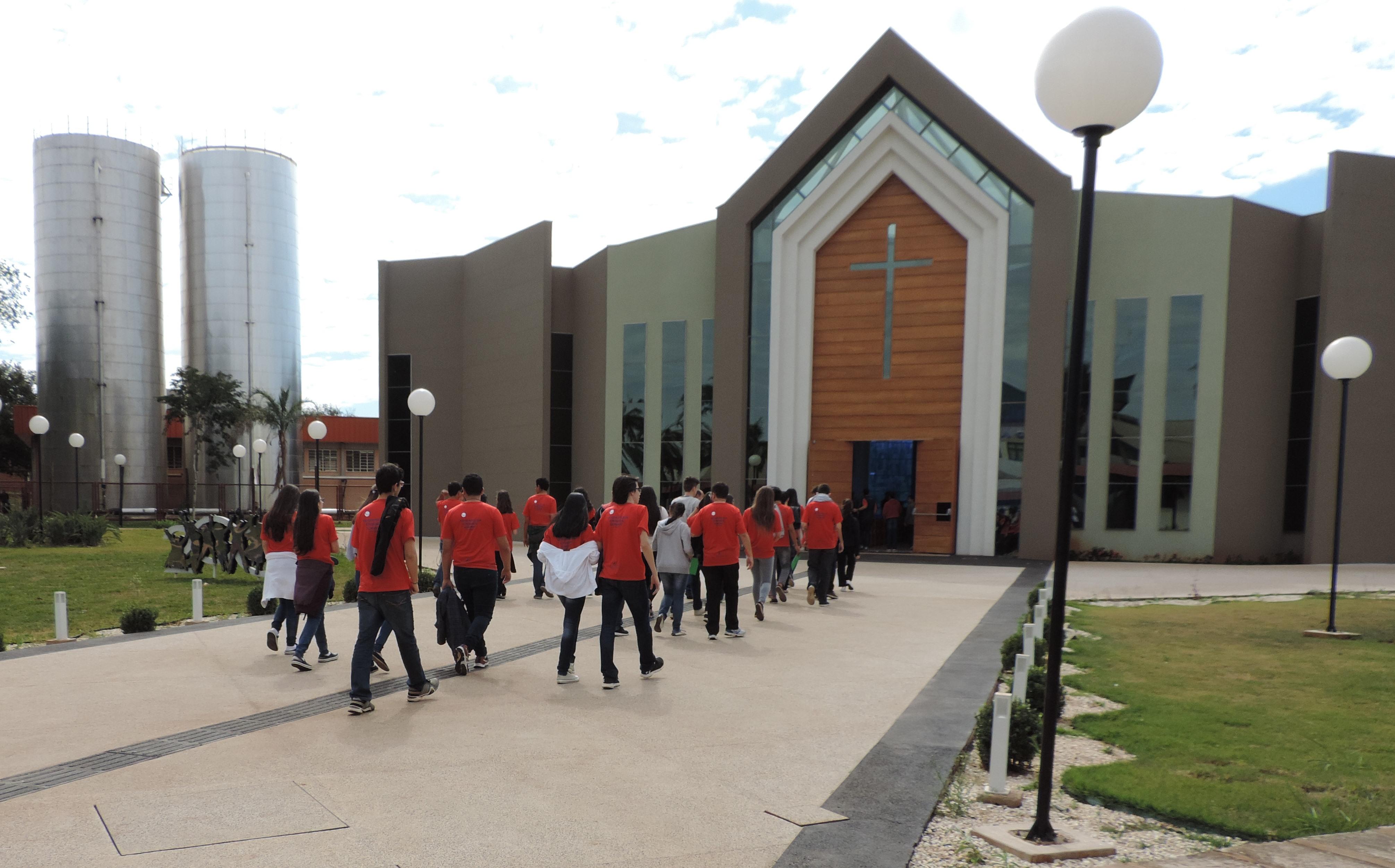 igreja SJBosco
