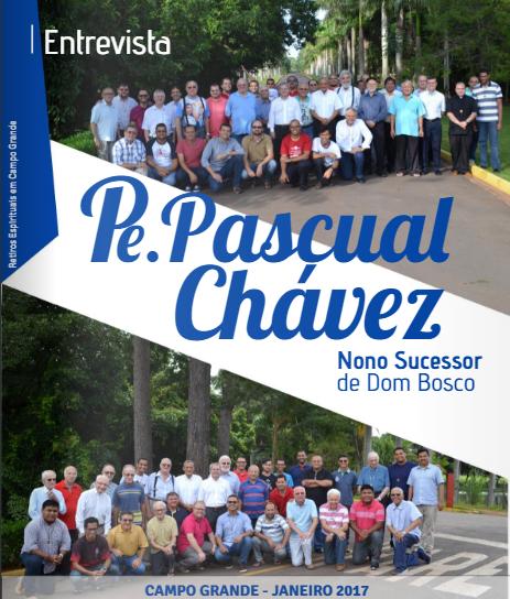 Capa Entrevista - Pe. Pascual Chávez Villanueva